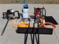 地质勘探20米岩心取样钻机BXZ-1野外浅层岩石取芯背包钻机 (0)